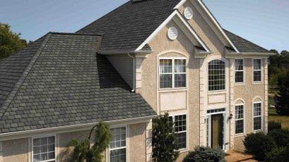Highland Slate - Smokey Quartz Homeowner - Paul Batt 643 Northfield Lane Harleysville, PA