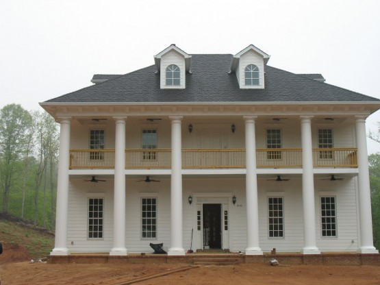Amro Constructions Custom Home Builder Charlotte Nc